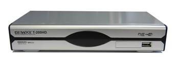 DI-WAY T-200HD MPEG4 HDMI