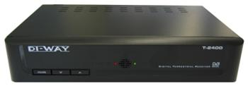 DI-WAY T-2400 USB PVR