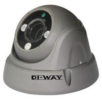 DI-WAY AHD anti-vandal venkovní dome IR kamera 720P, 2,8-12mm, 30m, 3x Array