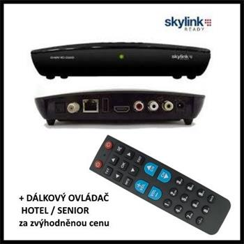 DI-WAY IRD-265HD IRDETO H.265 HEVC SKYLINK READ