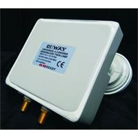 DI-WAY LNB  MONO TWIN  0,1dB 4,3 st  Gold konektory F