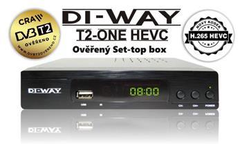 dvb-t2 hevc h265