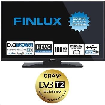Finlux LED TV TV24FHD4760 | DVB-T2/S2/C, ultratenk