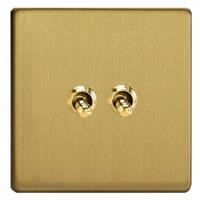 Govena Double toggle switch