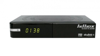 HD-BOX HS-265IRD HEVC H.265 DVB-S2 SKYLINK READY