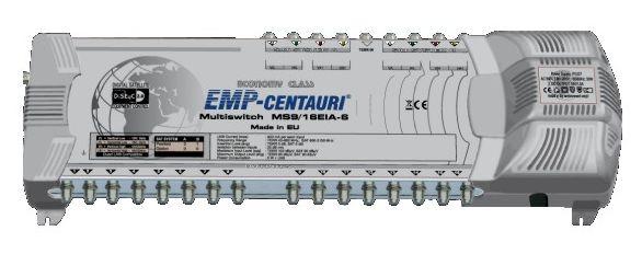 Multiswitch EMP MS 9 16 EIA-6 Multipřepínač  9372e14a6e845