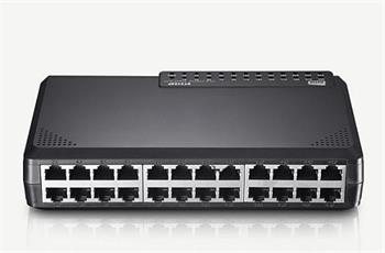Netis 24 Port Fast Ethernet Switch ST3124P