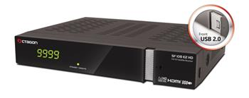 OCTAGON SF108 E2 HD 2x750MHz Dual Core = HD-BOX EN