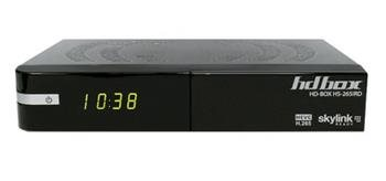 Satellite receivers DVB-S HDTV