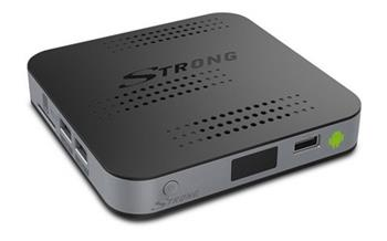 STRONG SRT2020 Android IP Box, Quad Core Bluethoot, slot SD